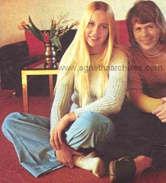 ABBA* Bjorn & Benny With Anna & Frieda - Rock'n Roll Band